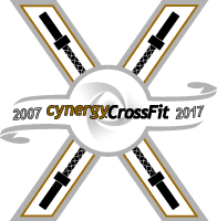 Cynergy CrossFit Logo