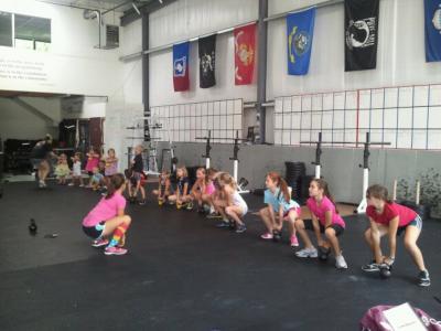 Jen Tully | Cynergy CrossFit